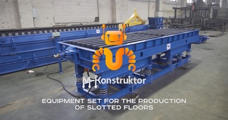 More about slotted floors