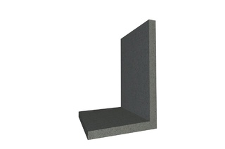 Retaining wall steel moulds