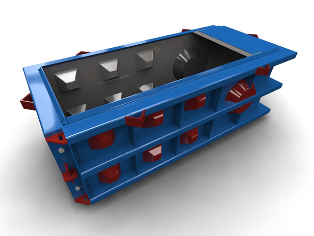 LEGO interlocking block steel moulds